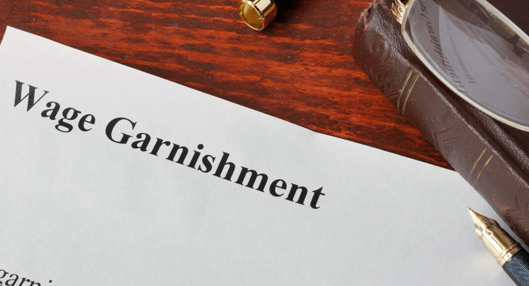 How to Release Wage Garnishment